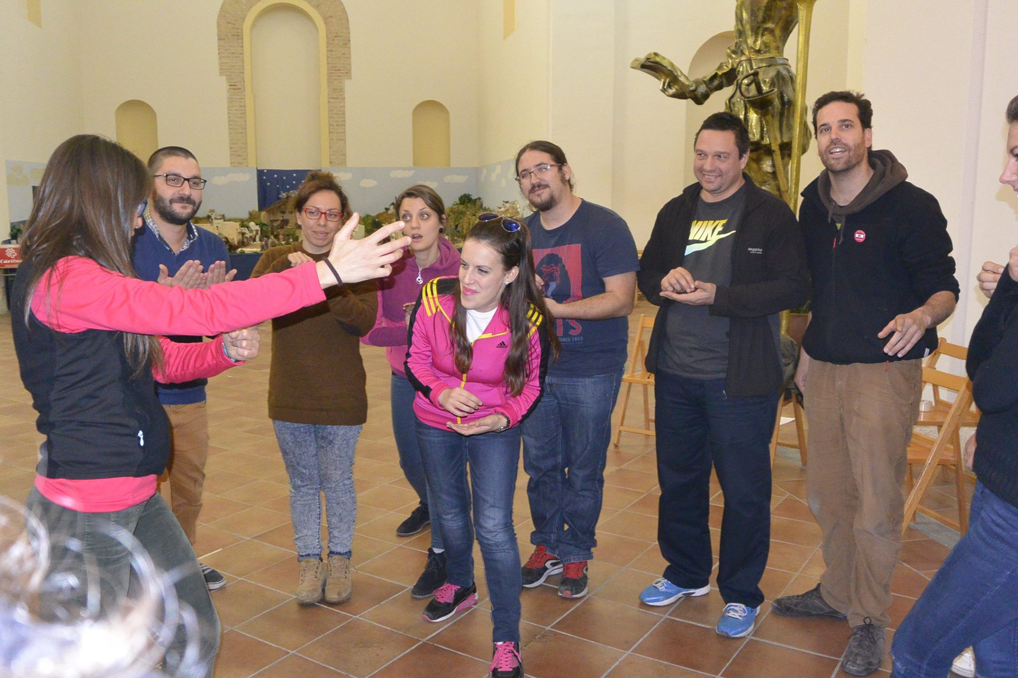 """Projekt """"Learning from…Don Quijote's Experience"""""""