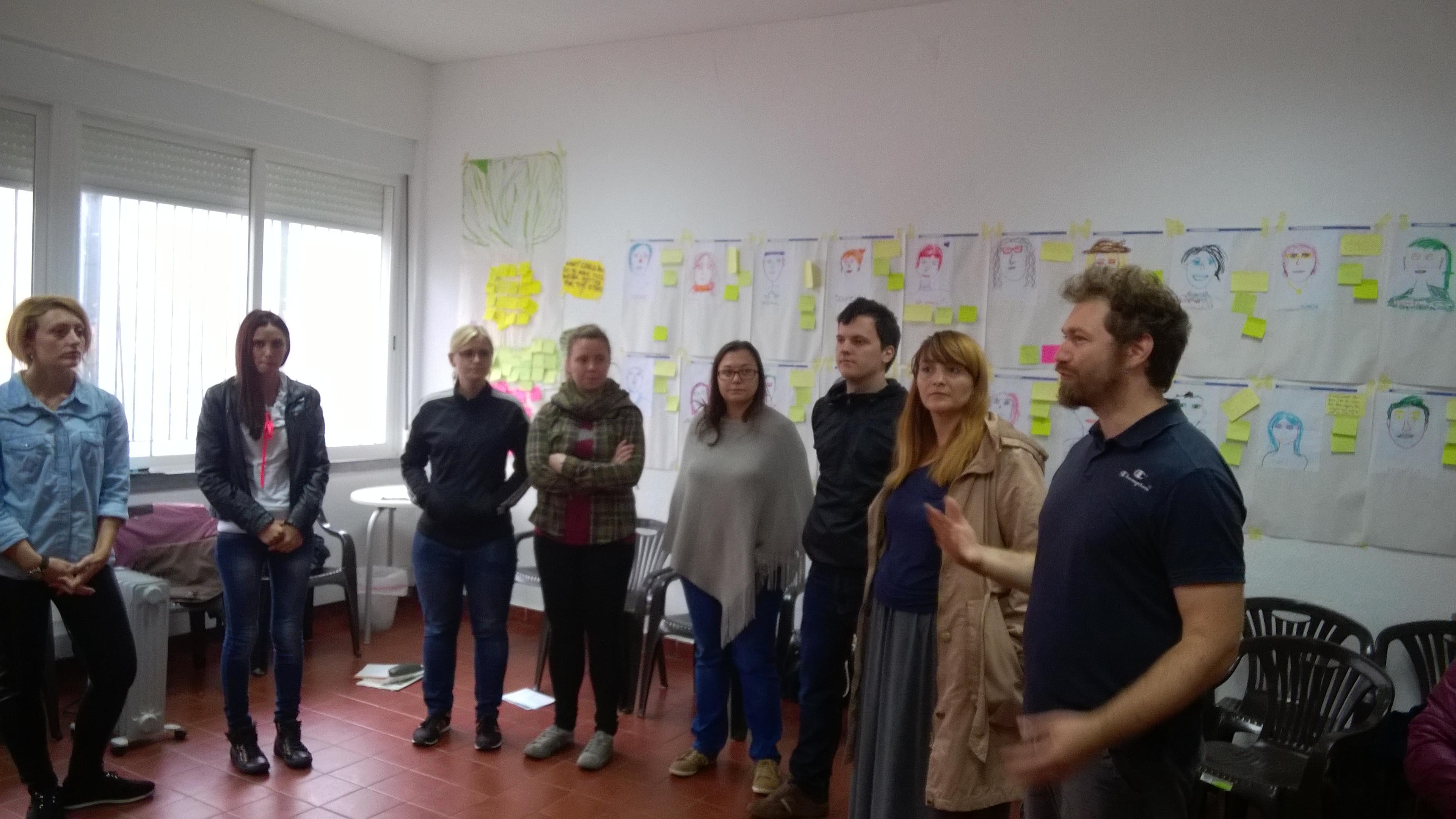 """Članica Udruge sudjelovala na treningu """"3I"""" u Lisabonu"""